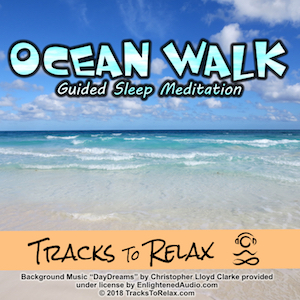 Ocean Walk Sleep Meditation