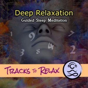 deep relaxation sleep meditation