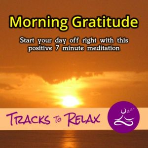 Morning Gratitude Meditation