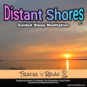 Distant shores sleep meditation