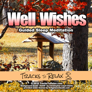 Well wishes sleep meditation