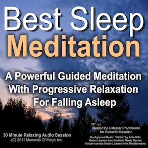 Best sleep meditation