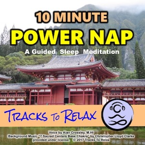10 minute power nap