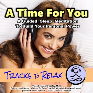 A time for you sleep meditation