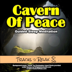 Cavern Of Peace sleep meditation