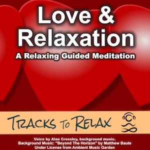 Love and relaxation sleep meditation