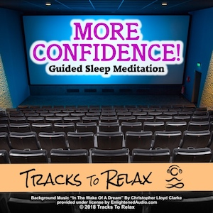 More confidence sleep meditation