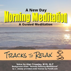 New day morning meditation