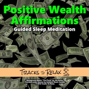 Positive wealth affirmations