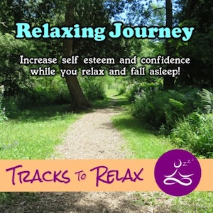 Relaxing journey sleep meditation