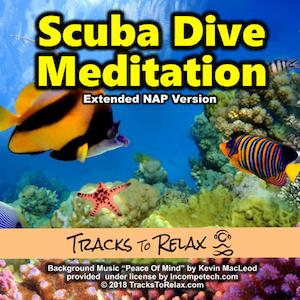 Scuba nap meditation