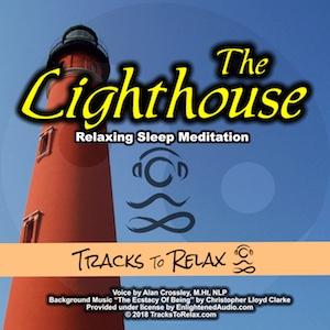 The lighthouse sleep meditation