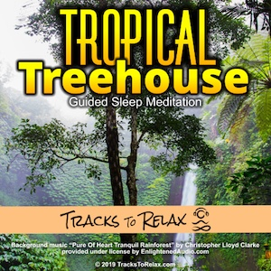 Tropical Treehouse Sleep Meditation