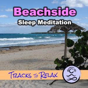 Beachside sleep meditation