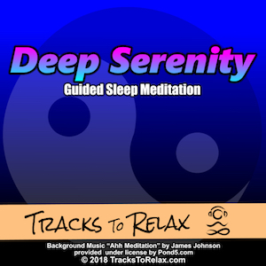 deep serenity sleep meditation