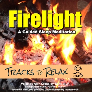Firelight sleep meditation