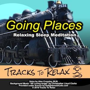 Going Places Sleep Meditation