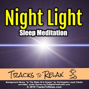 night light sleep meditation