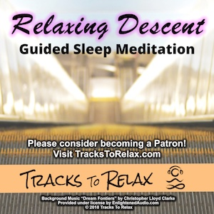 Relaxing Descent Sleep Meditation