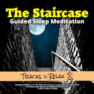 The staircase sleep meditation