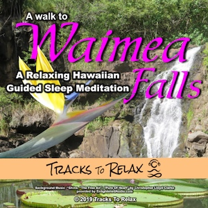 A walk to waimea falls