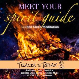 Spirit guide sleep meditation