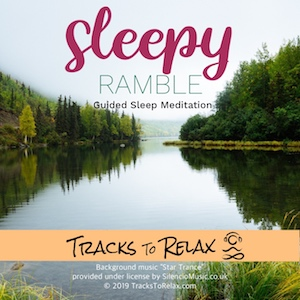 sleepy ramble sleep meditation