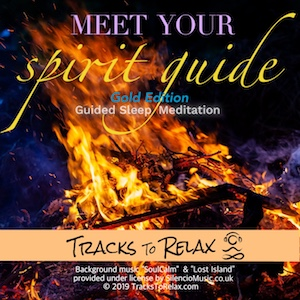 gold spirit guide sleep meditation
