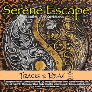 Serene Escape Sleep Meditation