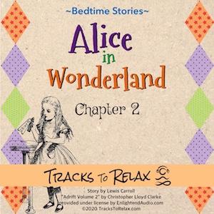Alice In Wonderland Chapter 2