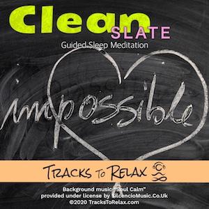 Clean Slate Sleep Meditation