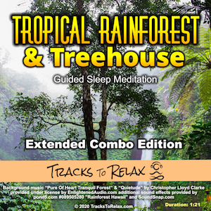 Tropical Rainforest Combo Sleep Meditation