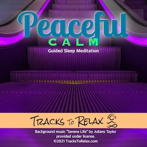 Peaceful Calm Sleep Meditation