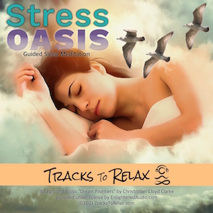 Stress Oasis Sleep Meditation